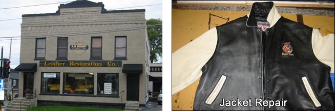 Leather Restoration Company Milwaukee Waukesha Wisconsin